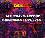 Overworld Live Event This Saturday!